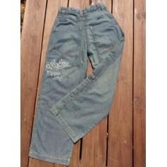 Straight Leg Jeans Oxbow