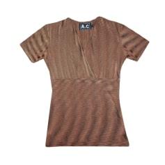 Top, tee-shirt A. C.  pas cher