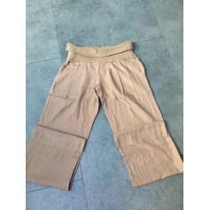 Pantalon large Guess  pas cher
