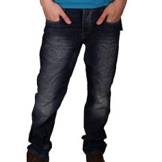 Jeans droit Jack & Jones  pas cher