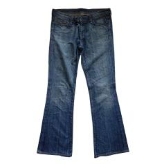 Jeans très evasé, patte d'éléphant Citizens Of Humanity  pas cher