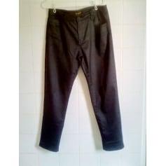 Pantalon droit Cindy H  pas cher