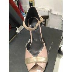 Sandales à talons Ellips  pas cher