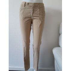 Pantalon slim, cigarette Marlboro Classics  pas cher