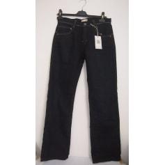Jeans droit U Collection  pas cher