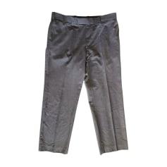 Pantalon droit Hugo Boss  pas cher
