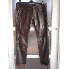 Pantalon droit Herrlicher  pas cher