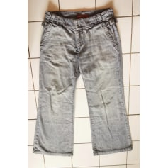 Jeans très evasé, patte d'éléphant Miss Sixty  pas cher