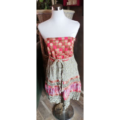 Robe bustier Save The Queen  pas cher