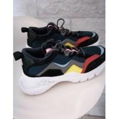 Baskets Zara Femme : Baskets jusqu'à 80% Videdressing