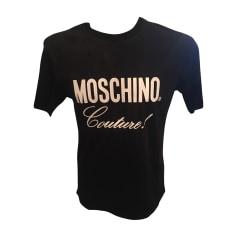Tee-shirt Moschino  pas cher