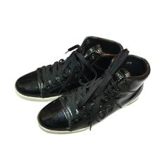 Bottines & low boots plates Dolce & Gabbana  pas cher