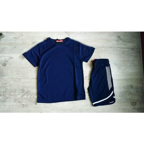Ensemble & Combinaison short MARQUE INCONNUE Bleu, bleu marine, bleu turquoise