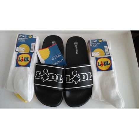 Sandales LIDL Noir