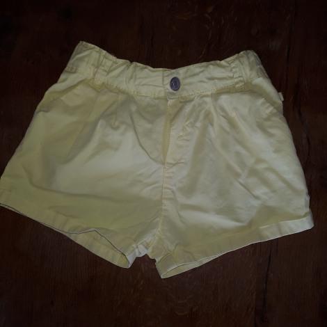 Shorts OBAIBI Yellow