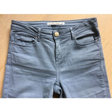 Jeans droit SUD EXPRESS Bleu, bleu marine, bleu turquoise