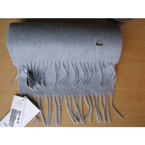 Echarpe LACOSTE bleu vendu par Papillon08584798 - 4277255 28f75af06b0