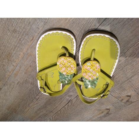 Sandales GIOSEPPO Vert