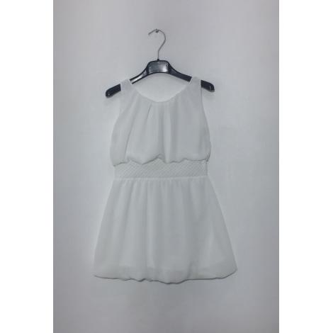 Robe MINI POMME Blanc, blanc cassé, écru