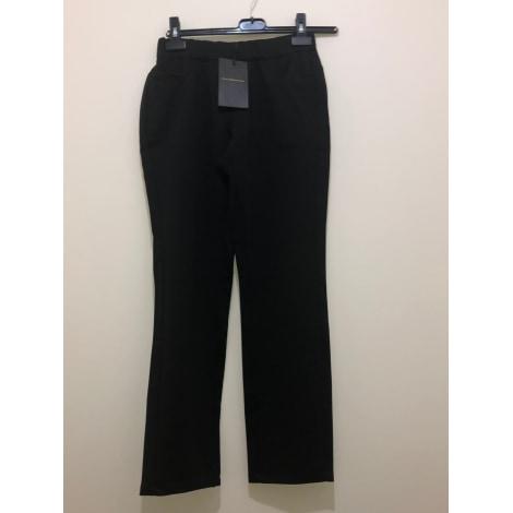 Pantalon droit L33 Noir