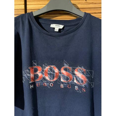 Tee-shirt HUGO BOSS Bleu, bleu marine, bleu turquoise