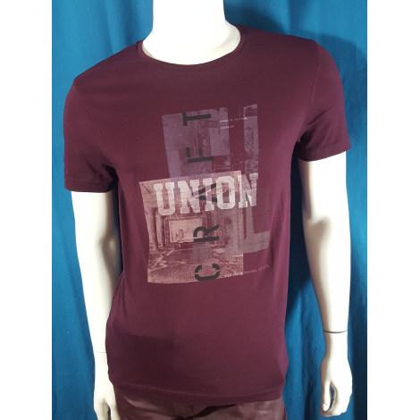 Tee-shirt JULES Rouge, bordeaux