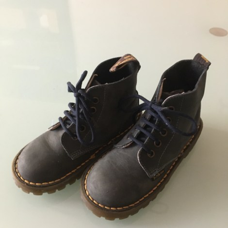 Ankle Boots DR. MARTENS Blue, navy, turquoise