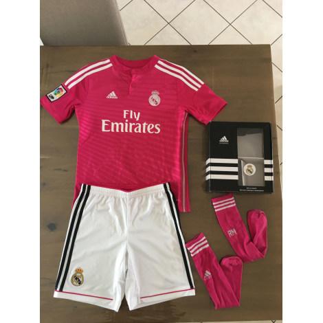 Shorts Set, Outfit ADIDAS Pink, fuchsia, light pink