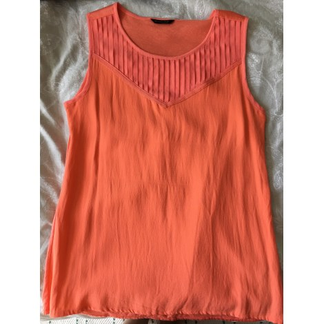 Top, tee-shirt MASSIMO DUTTI Orange