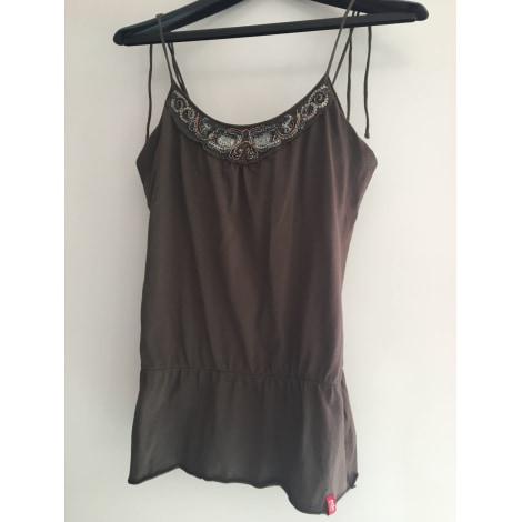 Top, tee-shirt ESPRIT Kaki