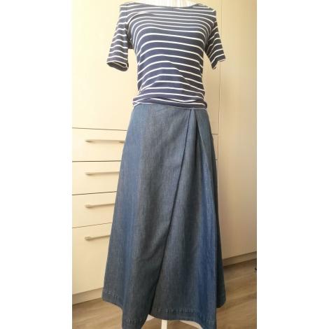 Jupe longue WEEKEND MAX MARA Bleu, bleu marine, bleu turquoise