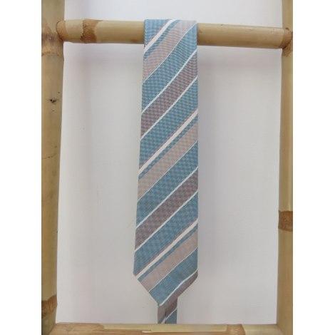 Cravate TORRENTE Bleu, bleu marine, bleu turquoise