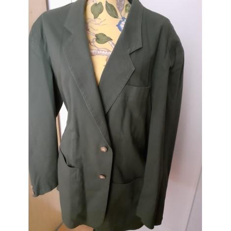 Costume complet CELIO vert bronze