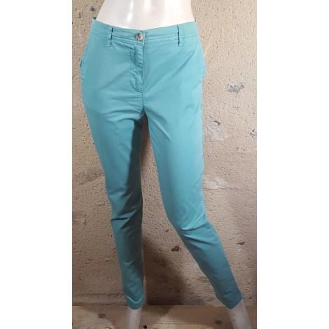 Jeans droit CAROLL Vert