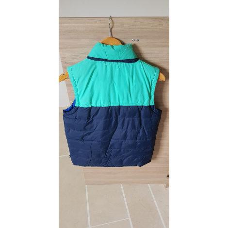 Doudoune CYRILLUS Bleu, bleu marine, bleu turquoise