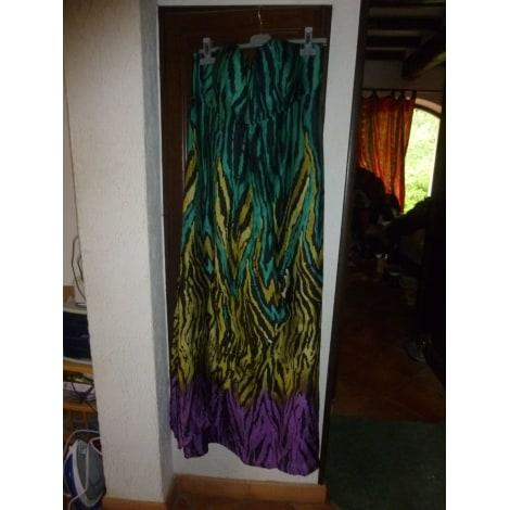 Robe bustier PLANET Multicouleur