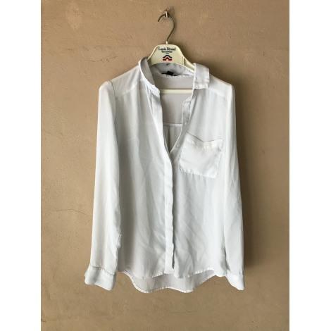 Chemise AMISU Blanc, blanc cassé, écru