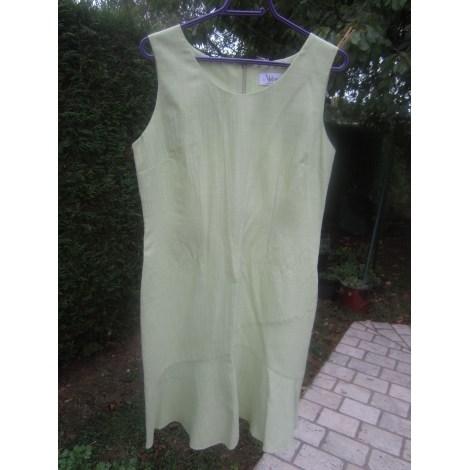 Robe mi-longue ARMAND THIERY Vert