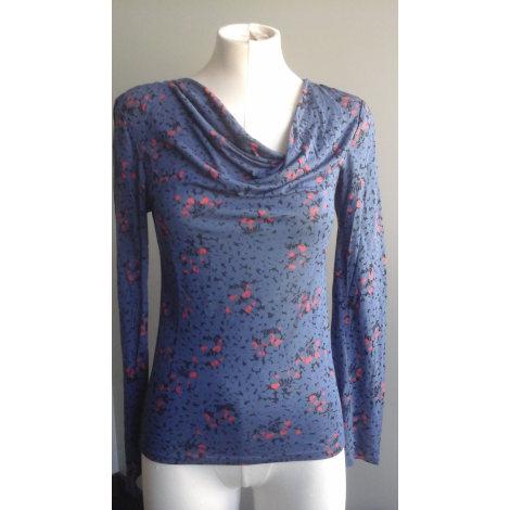 Top, tee-shirt ARMAND VENTILO Bleu, bleu marine, bleu turquoise