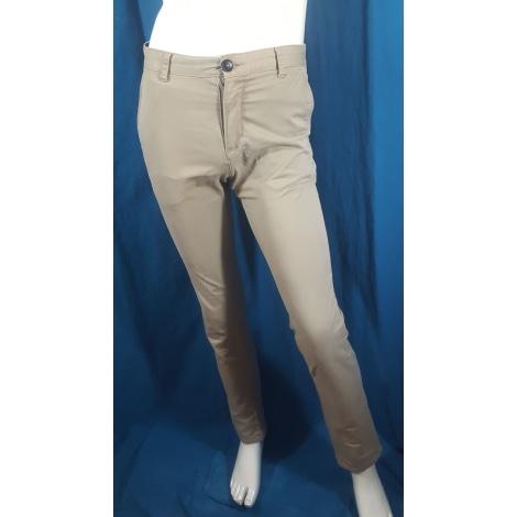 Pantalon droit BURTON Gris, anthracite