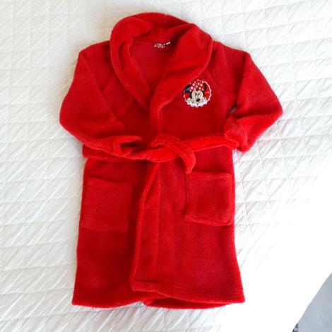 Robe de chambre DISNEY Rouge, bordeaux