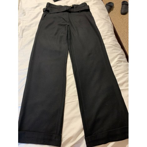 Wide Leg Pants CLAUDIE PIERLOT Black