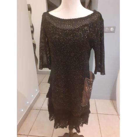 Robe courte RINASCIMENTO Noir