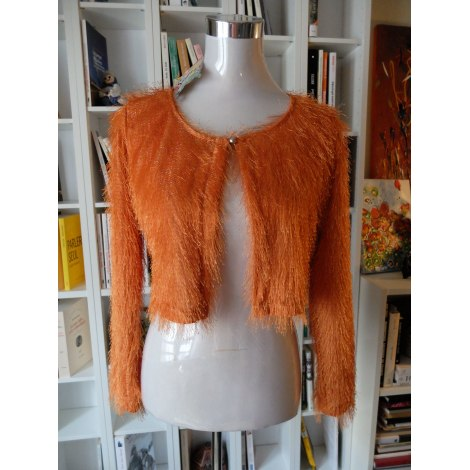 Gilet, cardigan SUZANNA Orange