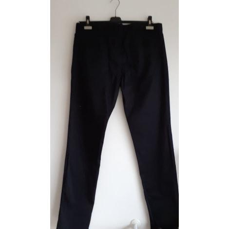 Pantalon droit DEVRED Noir