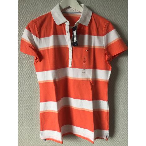 Polo TOMMY HILFIGER Orange