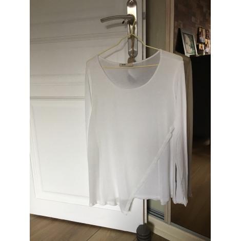 Top, tee-shirt BIG STAR Blanc, blanc cassé, écru