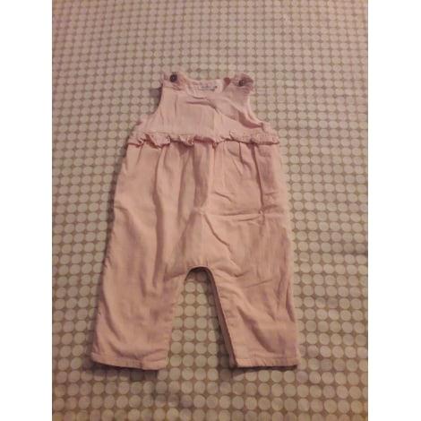 Overalls BOUT'CHOU Pink, fuchsia, light pink