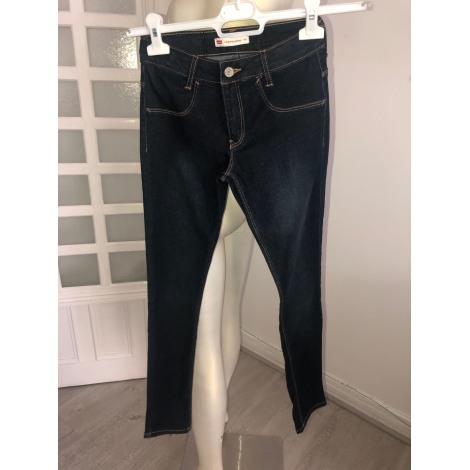 Pantalon LEVI'S Bleu, bleu marine, bleu turquoise