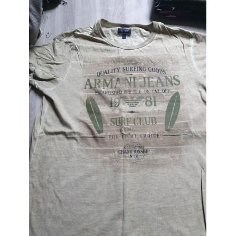 Tee-shirt ARMANI JEANS Kaki